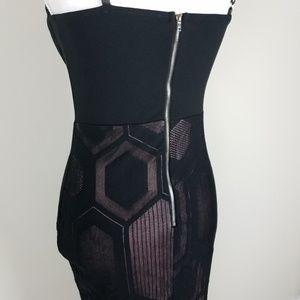 madrag Dresses - Madrag Bodycon Bustier Cutout Dress A1106